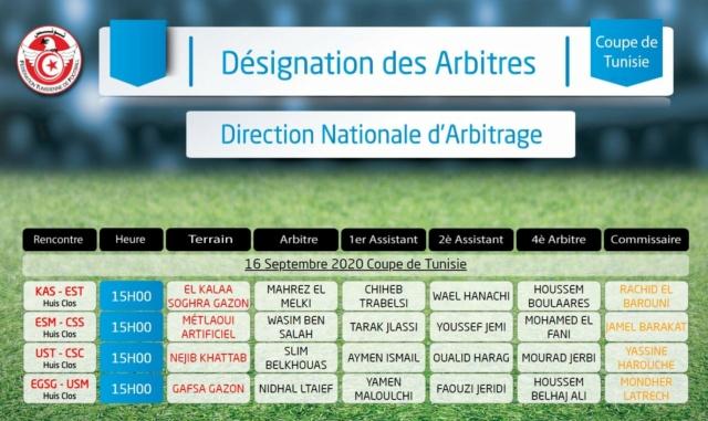 coupe de Tunisie 2019 - 2020 Coupe10