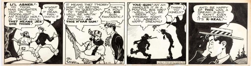 Un maître de la parodie : Al Capp - Page 8 Abner110