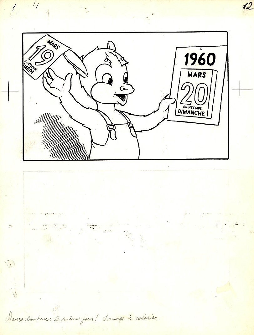 José Cabrero Arnal, le père de Pif, Hercule, Placid et Muzo - Page 4 Arnal-10