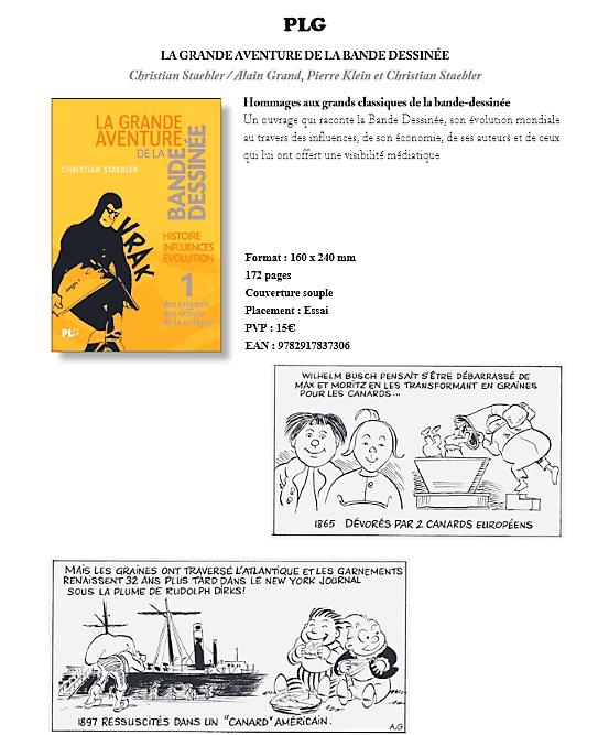 La BD, son histoire et ses maitres - Page 19 Aventu10