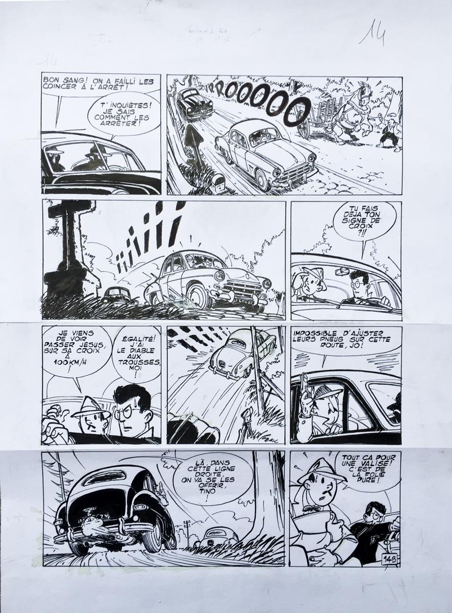 L'oeuvre de Tillieux - Page 25 Bazile10