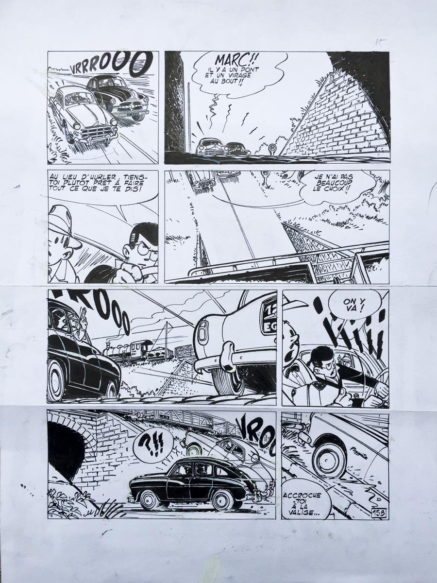 L'oeuvre de Tillieux - Page 25 Bazile11