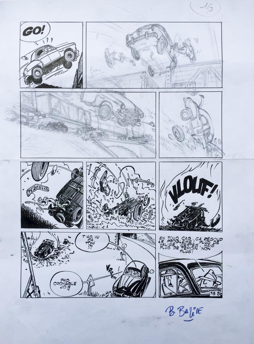 L'oeuvre de Tillieux - Page 25 Bazile12