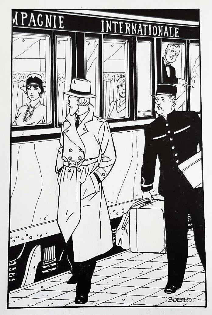 Philippe Berthet, une volonté de novation graphique permanente - Page 4 Berthe10