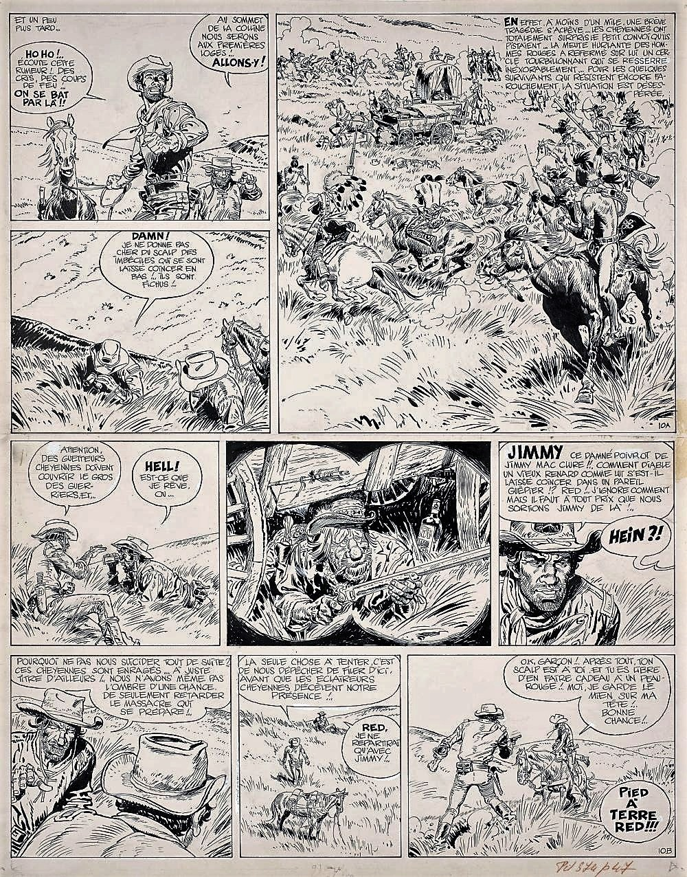 Jean Giraud et Blueberry - Page 35 Bluebe10