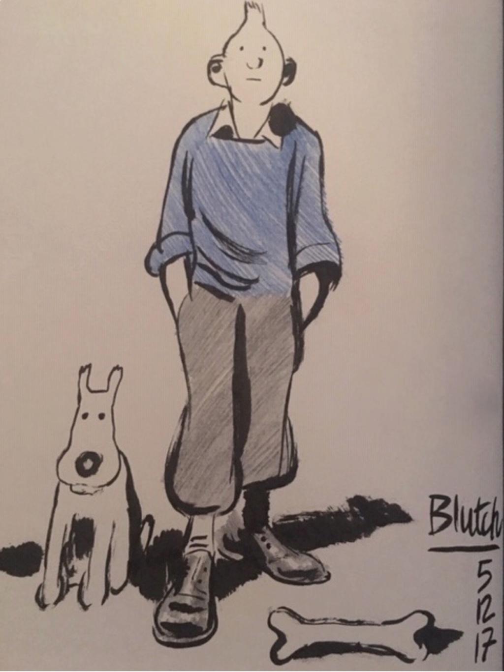 Les hommages entre les dessinateurs - Page 25 Blutch13
