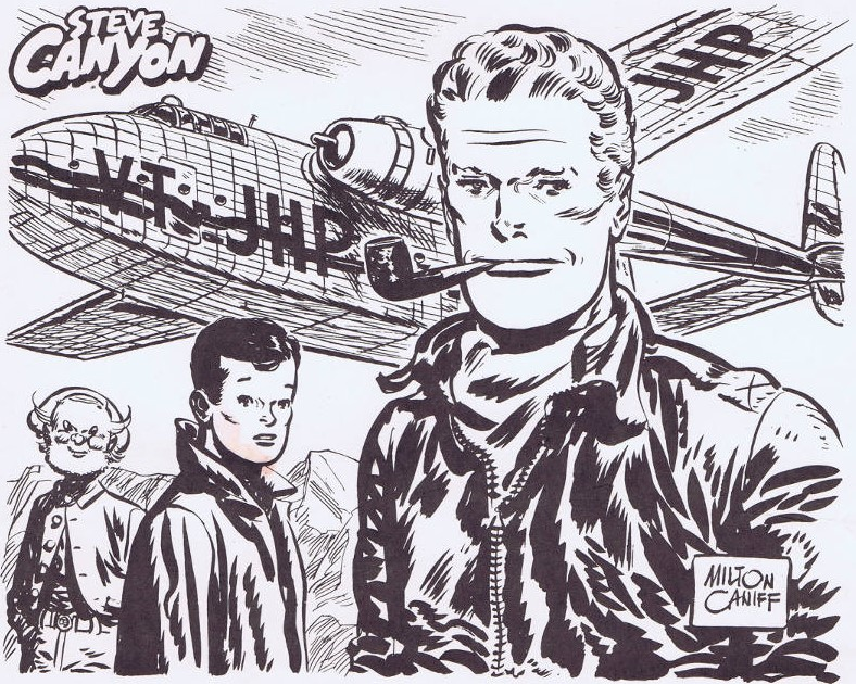 Milton Caniff - Page 7 Caniff11