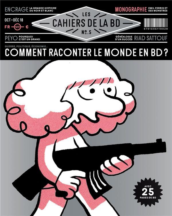 Les nouveaux CAHIERS DE LA BD - Page 3 Cdlb10