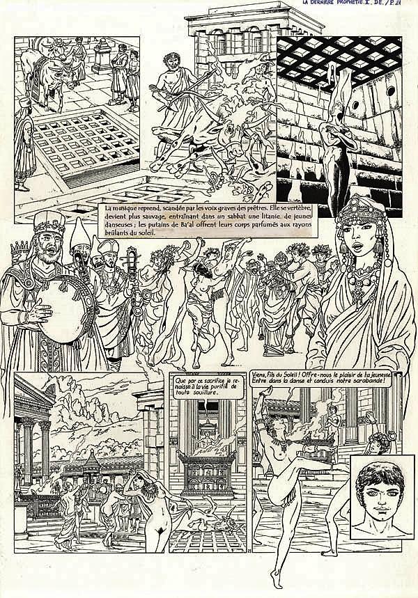La Dernière Prophétie de Gilles Chaillet - Page 2 Cha-0110