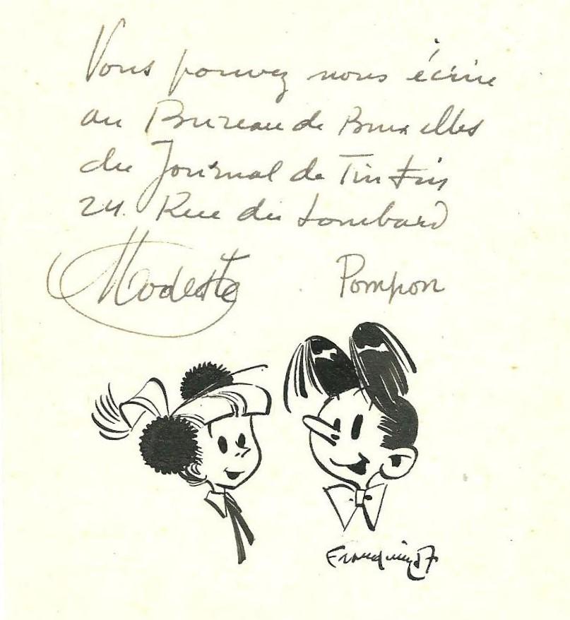 Franquin mania - Page 24 Dedica10