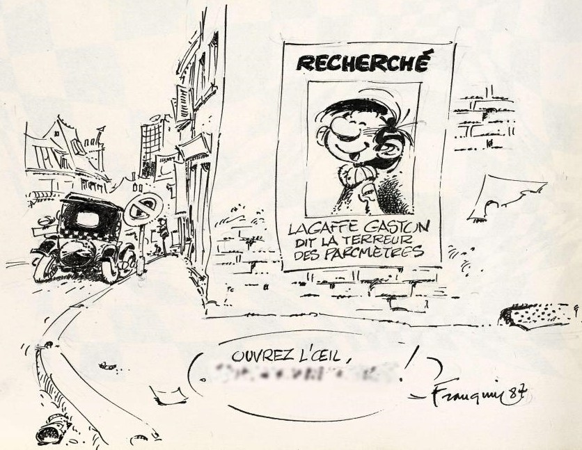 Franquin mania - Page 24 Gaston10
