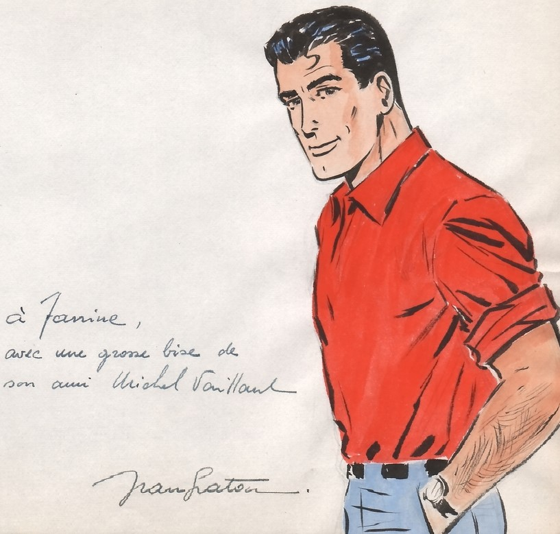 Jean Graton ou la noblesse de l'ouvrier - Page 13 Graton10