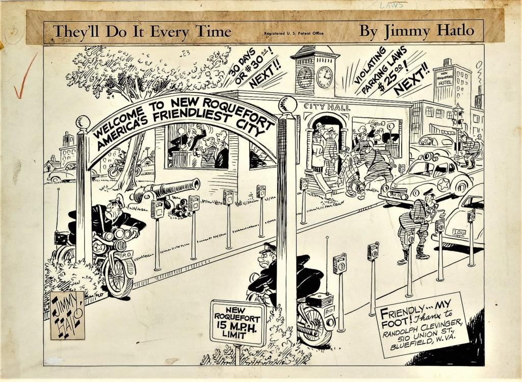 Les contradictions du genre humain ou le génie comique de Jimmy Hatlo - Page 2 Hatloc10