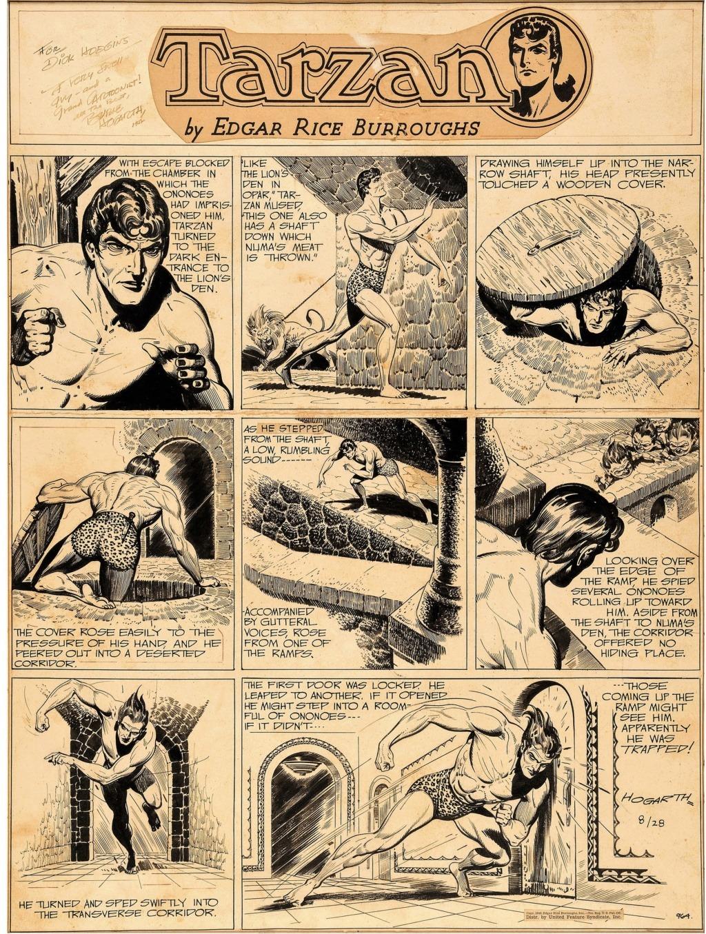 Burne HOGARTH - Page 3 Hogart10