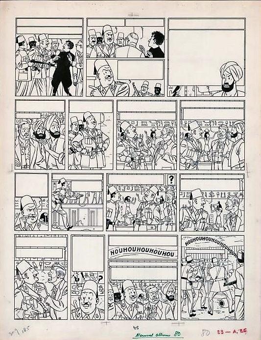 Pleins feux sur Edgar Pierre JACOBS et Blake et Mortimer (2ème partie en cours) - Page 30 Jacobs10