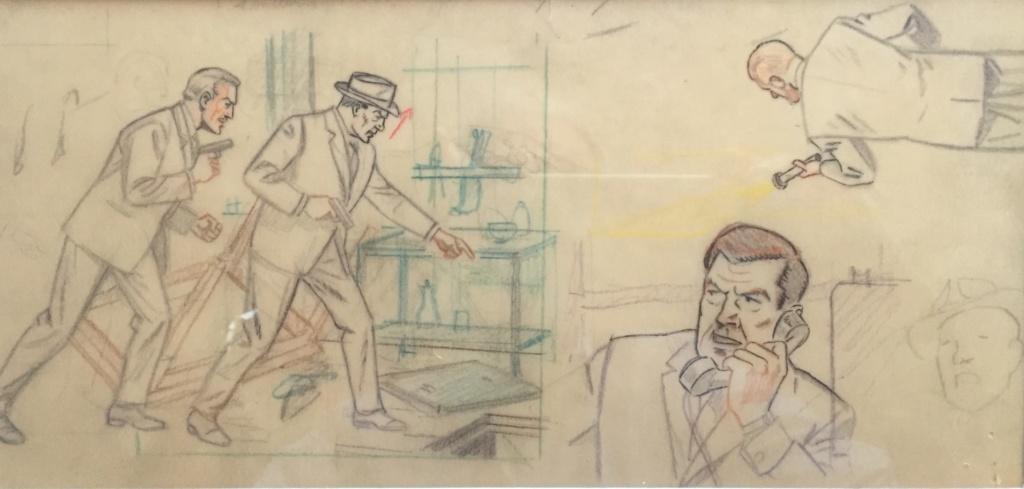 Pleins feux sur Edgar Pierre JACOBS et Blake et Mortimer (2ème partie en cours) - Page 30 Jacobs11