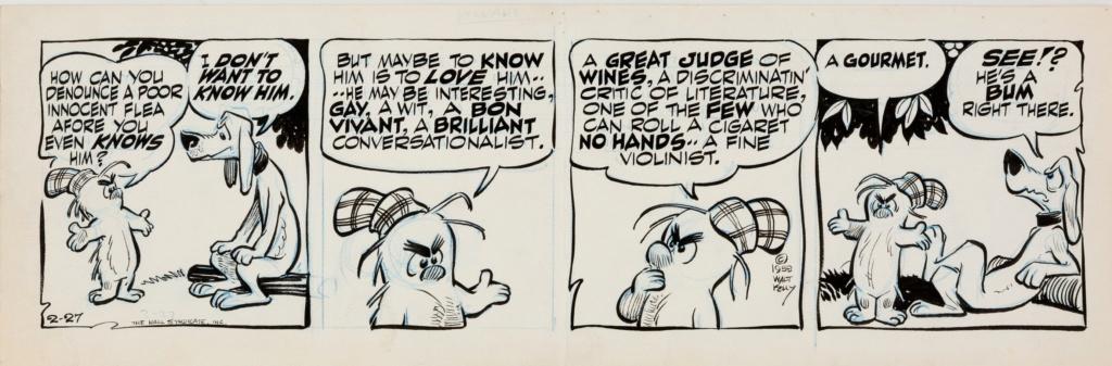 Walt KELLY et Pogo - Page 8 Kelly210