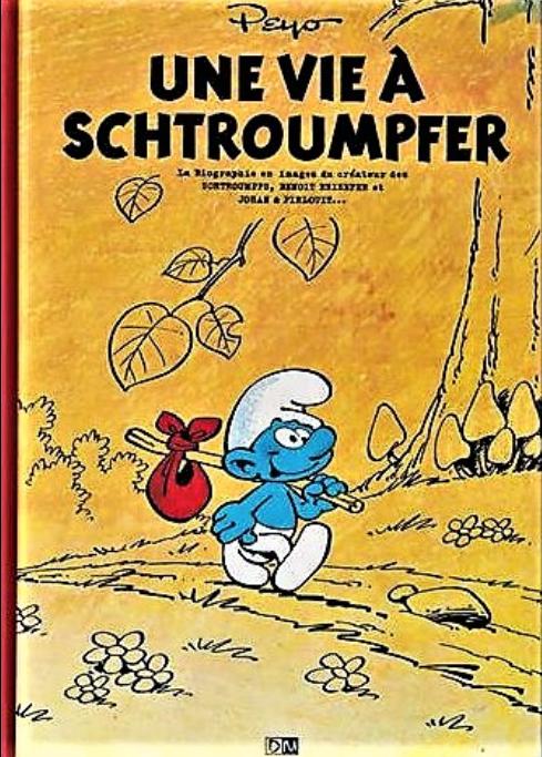 Peyo avec et sans Schtroumpfs - Page 13 Livrep10