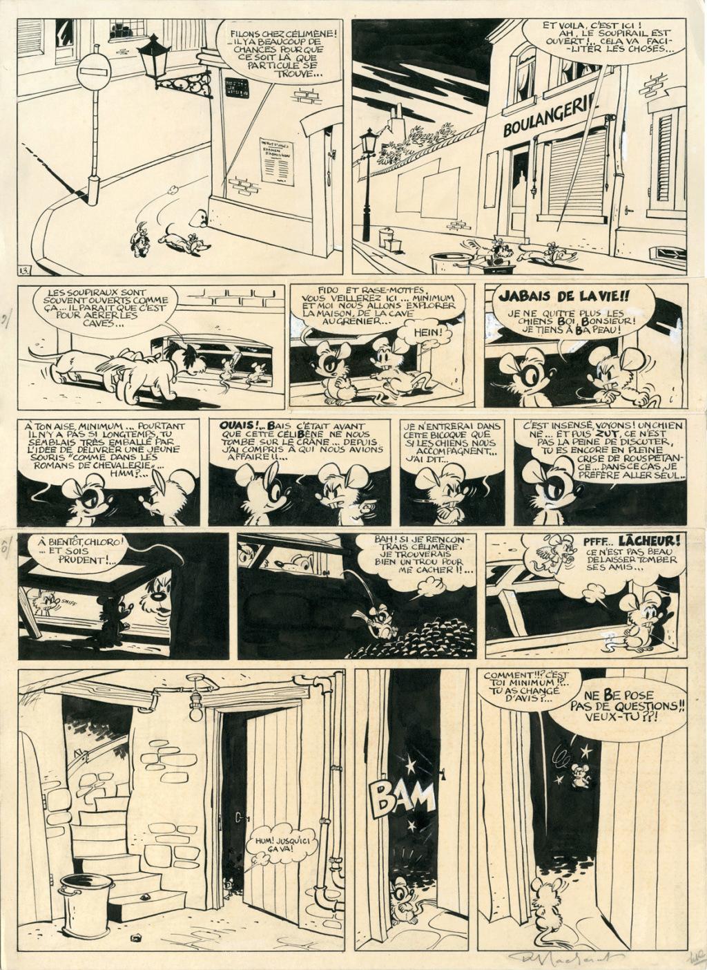 Le cadre merveilleux de Raymond Macherot - Page 16 Macher11