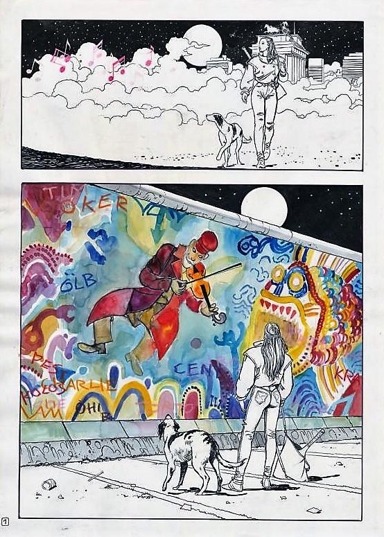 Manara, du côté d'Eros...et d'ailleurs - Page 6 Manara11