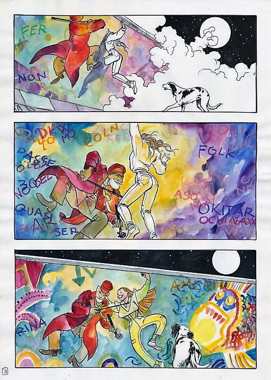 Manara, du côté d'Eros...et d'ailleurs - Page 6 Manara12