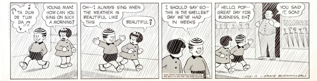 Ernie BUSHMILLER - Page 17 Nancy110