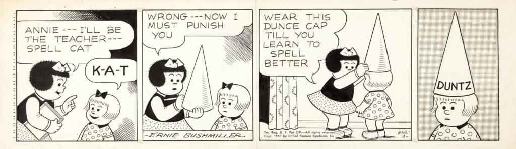 Ernie BUSHMILLER - Page 17 Nancy112