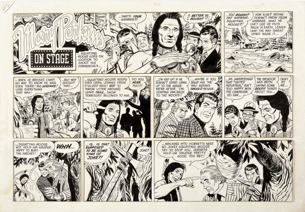 On stage (En scène) et autres oeuvres de Leonard Starr - Page 14 Os071010