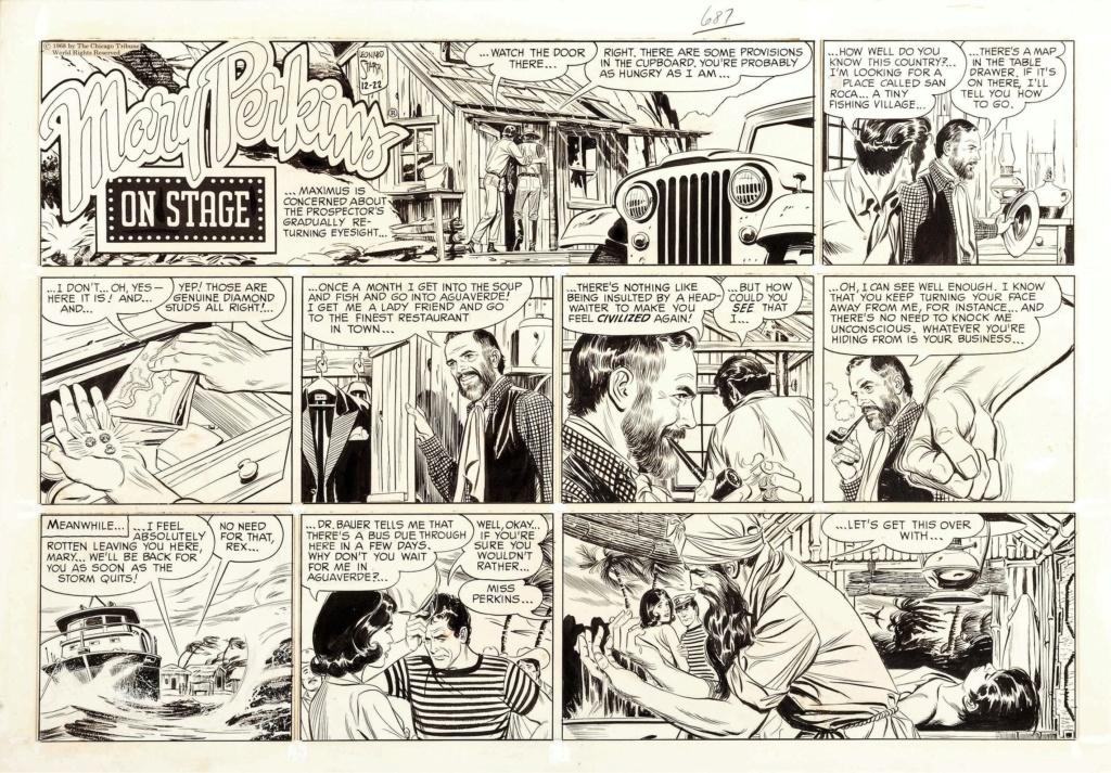 On stage (En scène) et autres oeuvres de Leonard Starr - Page 14 Os221210