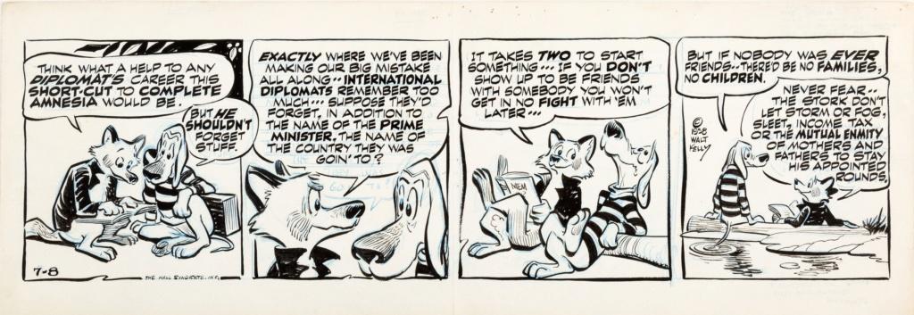 Walt KELLY et Pogo - Page 8 Pogo0810