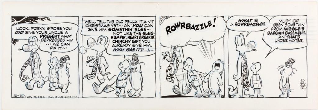 Walt KELLY et Pogo - Page 8 Pogo3010