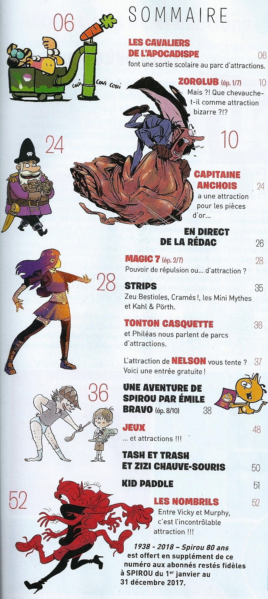 Spirou ... le journal - Page 23 Spn110