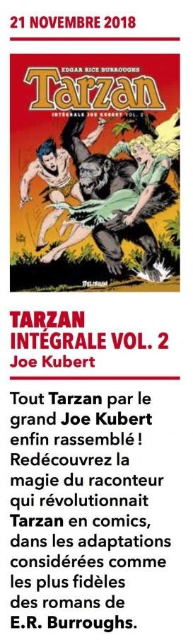 Joe KUBERT - Page 5 Tarzan12