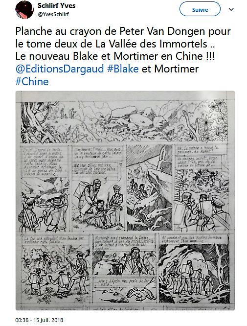 Pleins feux sur Edgar Pierre JACOBS et Blake et Mortimer (2ème partie en cours) - Page 30 Vallee10