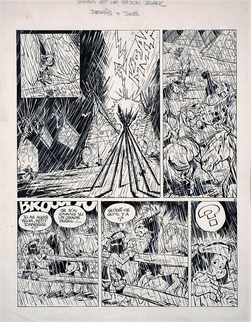 Derib et ses amis - Page 7 Yakari10