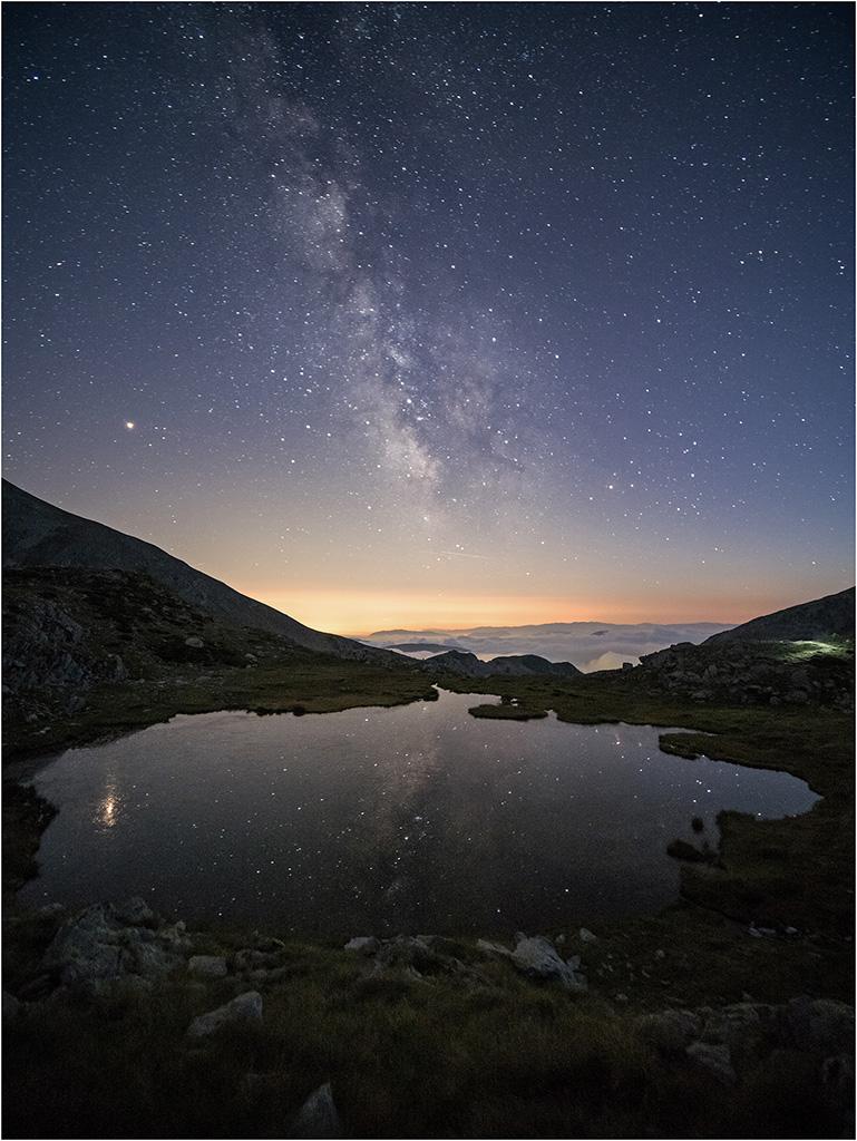 Voie Lactée dans le Mercantour  P9040010