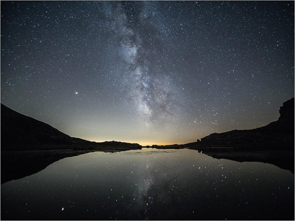 Voie Lactée dans le Mercantour  P9040011