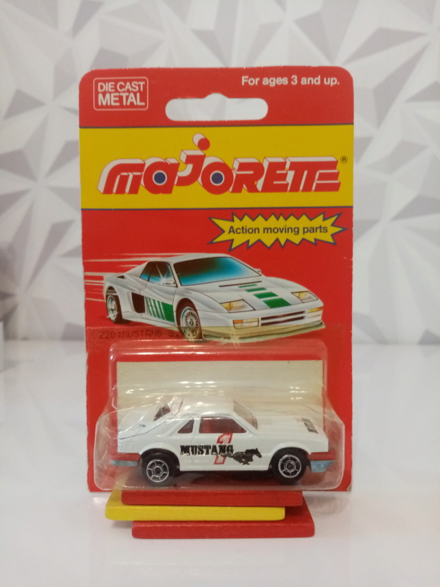 N°220  Mustang S.V.O 15805711
