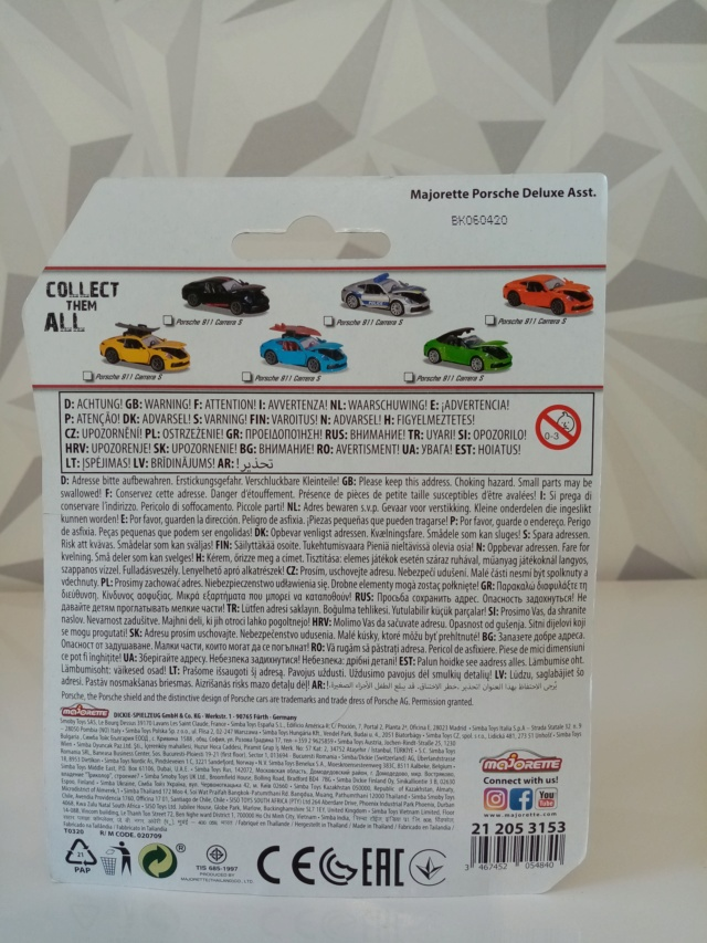 N°209K PORSCHE 911 CARRERA S Img_1001