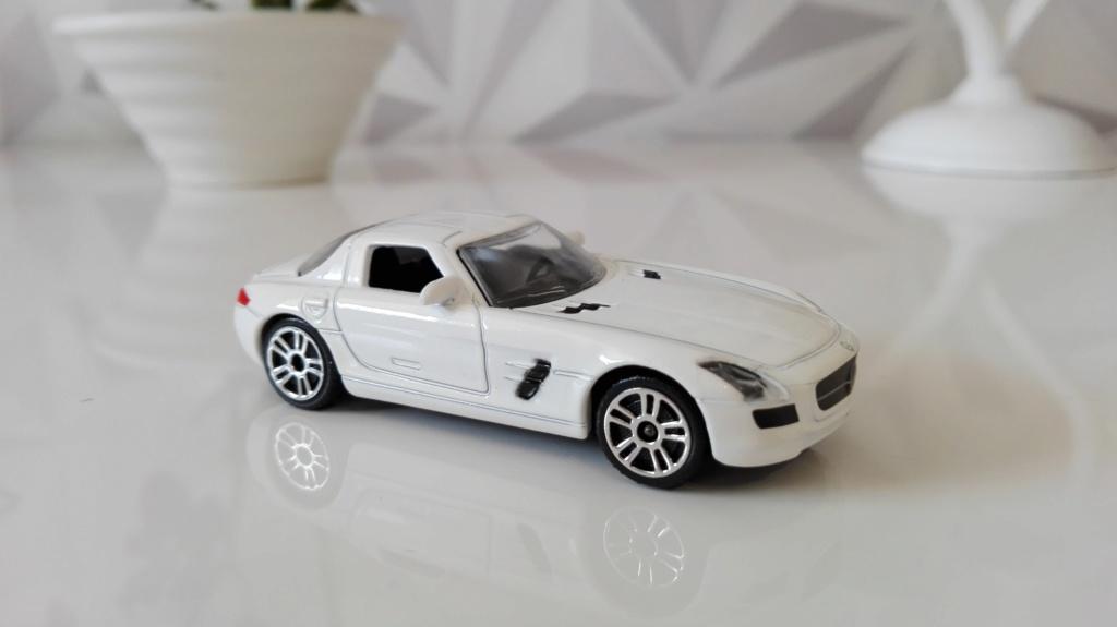 N°232C Mercedes Benz SLS Img_2149