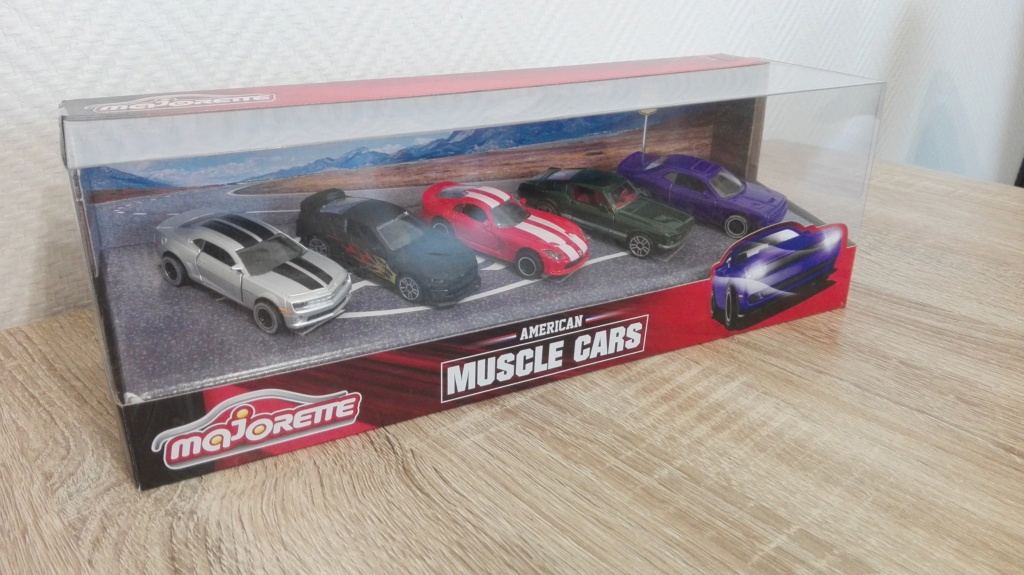 giftpack muscle cars nouveauté 2019 Img_2370
