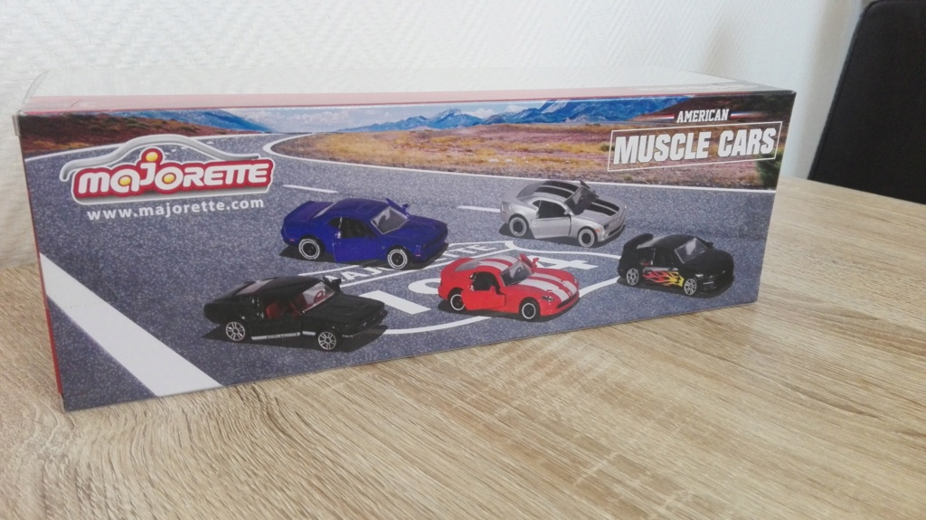 giftpack muscle cars nouveauté 2019 Img_2371