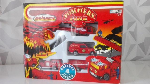 N°711 COFFRET POMPIER FIRE 4 PIÈCES  Img_2485