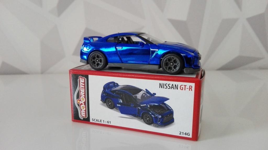 N°214G NISSAN GT-R DELUXE Img_2624