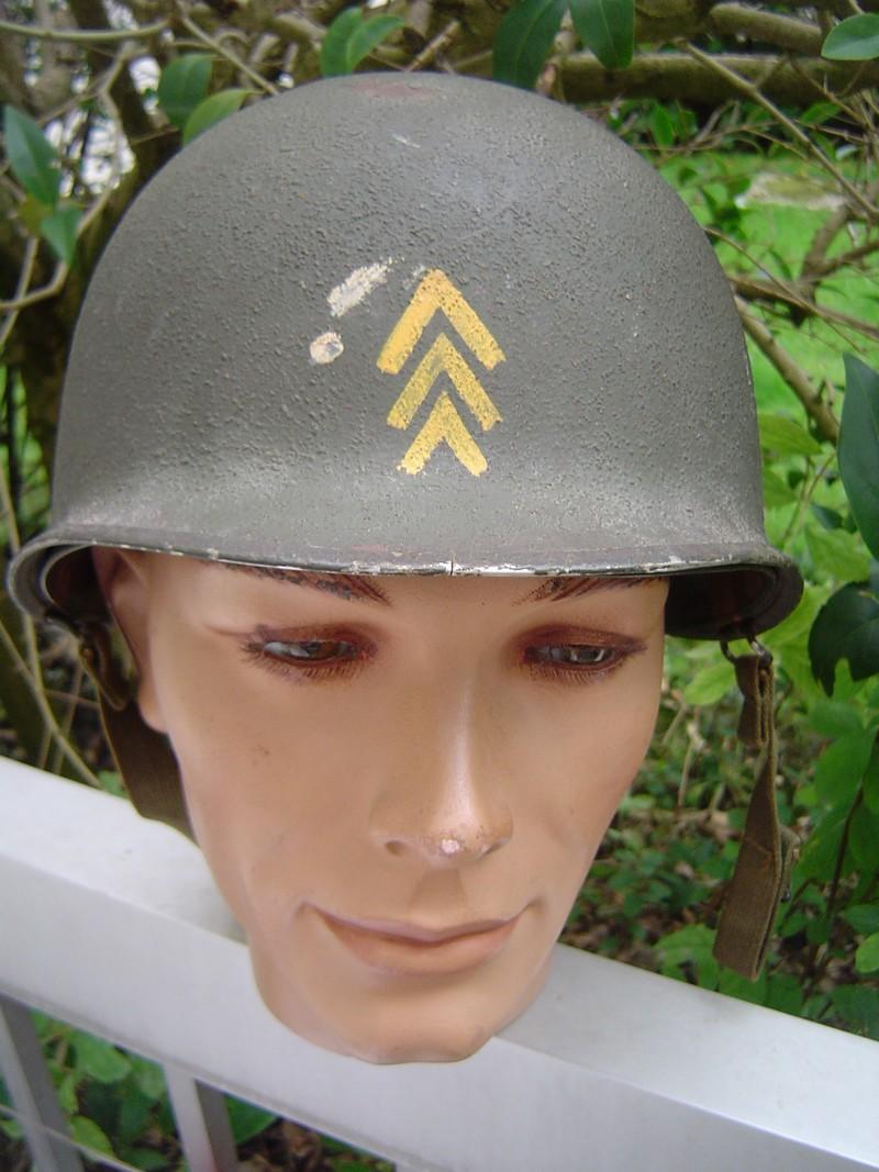 Casque M1 Première Armée  Dsc03710