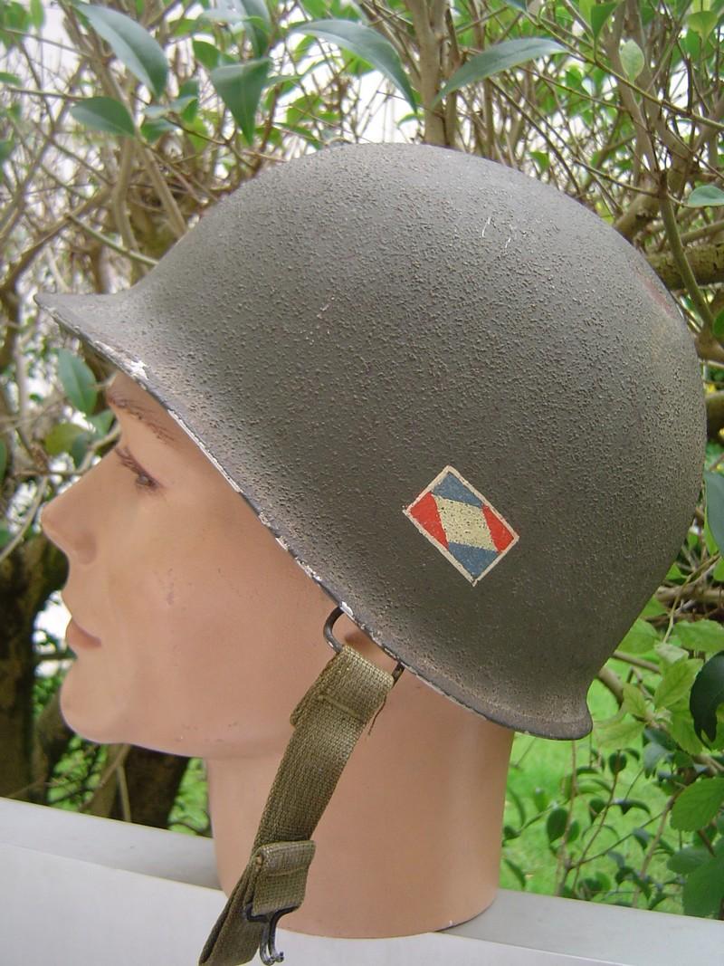 Casque M1 Première Armée  Dsc03711
