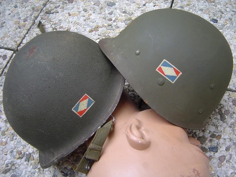 Casque M1 Première Armée  Dsc03716