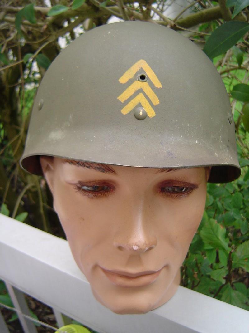 Casque M1 Première Armée  Dsc03717