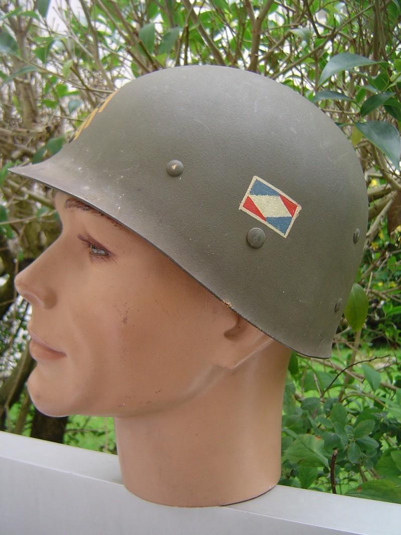 Casque M1 Première Armée  Dsc03718