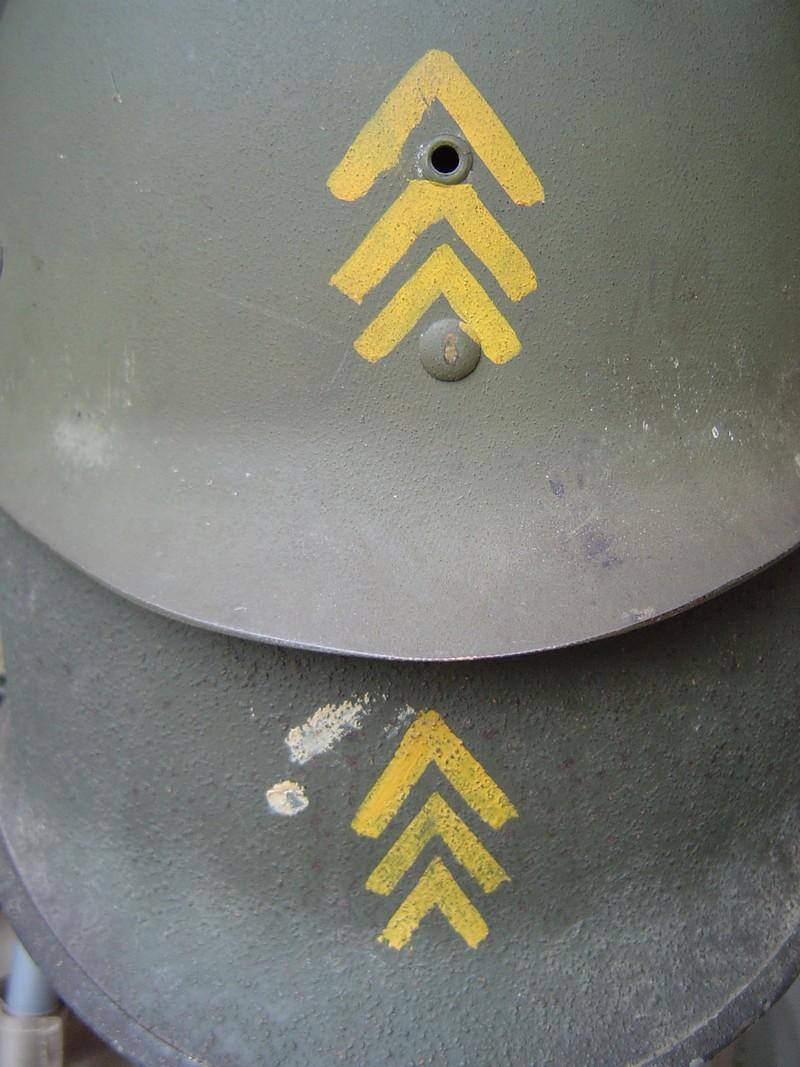 Casque M1 Première Armée  Dsc03719
